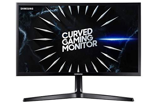 Samsung Monitor C24RG52FQU | Curved Gaming Monitor 24' (LED, Full HD, 144 Hz, Freesync, 4ms, 3000:1) schwarz