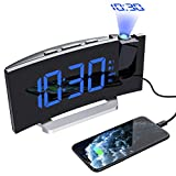 Mpow Projection Alarm Clock,...