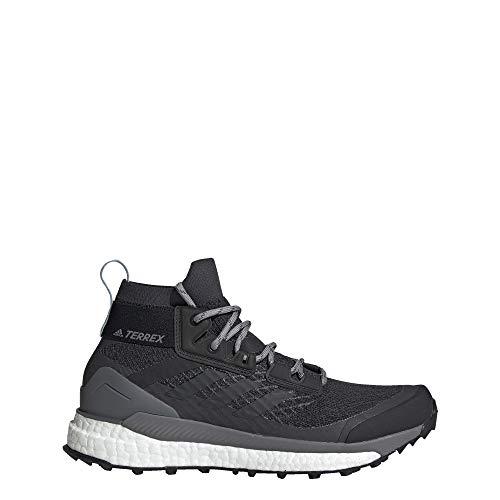 adidas Terrex Free Hiker Hiking Shoes Women's, Grey, Size 9