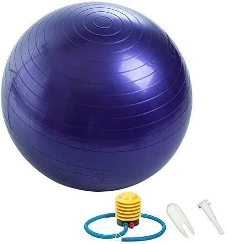 Sfera di esercitazione 45-75cm spesso supplementare Yoga Ball Chair, palla di stabilit Serie...