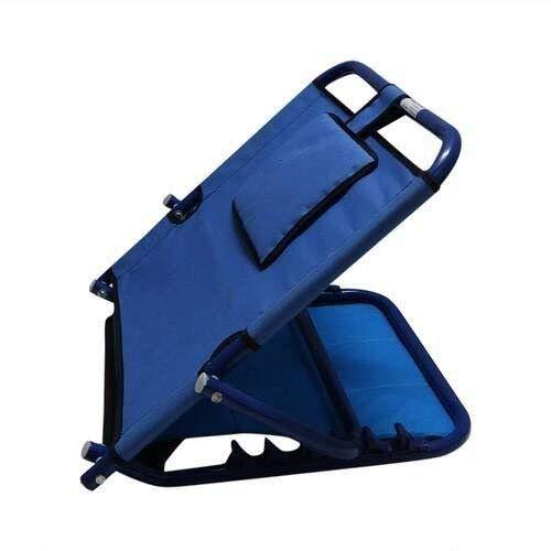 Samadhan Surgical Adjustable Bed/Floor Back Rest- (Blue)