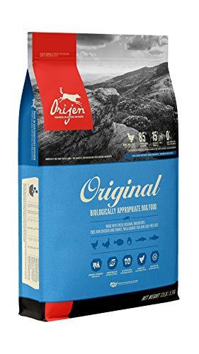 ORIJEN Dog Original Recipe, 13lb, High-Protein...