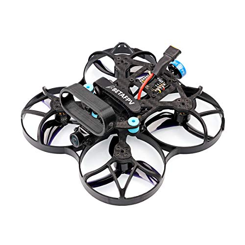 BETAFPV Beta95X V2 TBS Crossfire 4S Pusher Whoop Drone with F405 FC 1106 4500KV Motors M02 VTX E0SV2 FPV Camera for Insta360 Go Naked GoPro Hero6/7 FPV Filming Cinewhoop