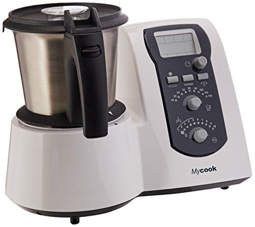 TAURUS My Cook Robot de cocina, color Blanco