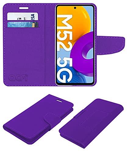 Acm Leather Flip Wallet Front & Back Case...