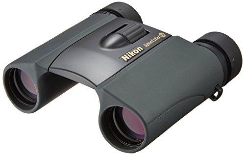 Nikon Sportstar EX Binocolo 10x25, Nero