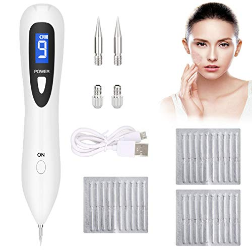 Portable Beauty Equipment Multi Level With Home Usage USB Charging/LCD/10 Replaceable