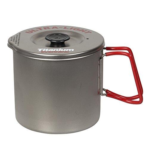 Evernew Titanium Pasta Pot, Medium (1L)