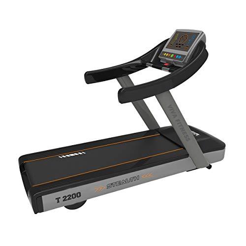 Viva Fitness T 2200 Commercial AC Motor Treadmill (5 Year Motor Warranty + Free Installation at SITE) 1