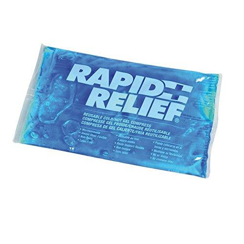 Queraltó Rapid Relief compresa reutilizable, bolsa frío calor...