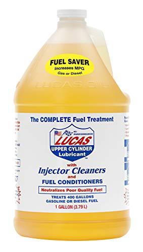 LUCAS LUC10013 10013 Fuel Treatment - 1 Gallon