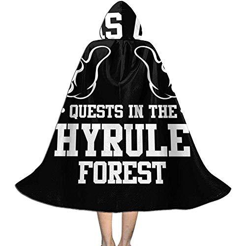 Not Applicable Mantello da Strega,Questo Ragazzo Ricerca nella Foresta di Hyrule La Leggenda di...