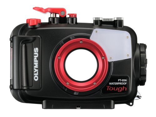 OLYMPUS デジタルカメラ STYLUS TG-3 Tough用 防水プロテクター 45m PT-056