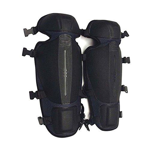 Ginocchiera e parastinchi da usare per decespugliatore/tosaerba