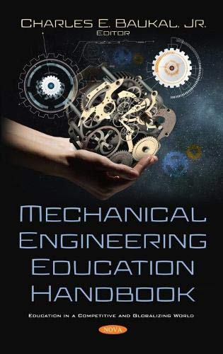 Mechanical Engineering Education Handbook Front Cover