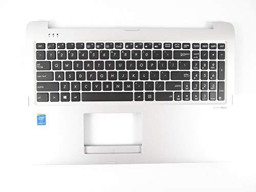KinFor Brand Keyboard for Asus TP550LA TP550L TP550LD Palmrest us Keyboard Assy 90NB0591-R31U0 + Clear Protector Cover