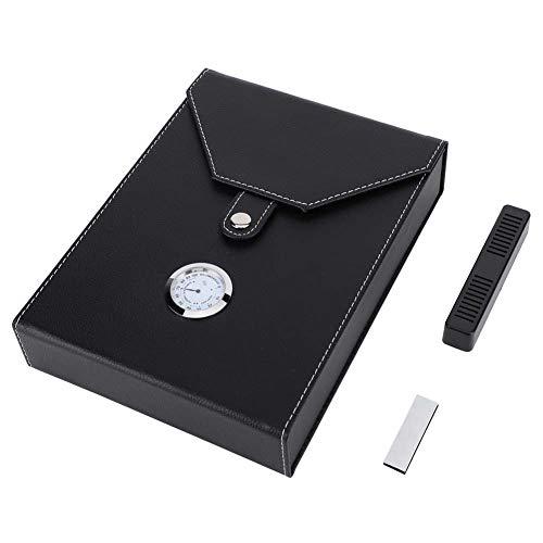 Atyhao Cave A Cigare, Cave à cigares de voyage mini étui portable en cuir...