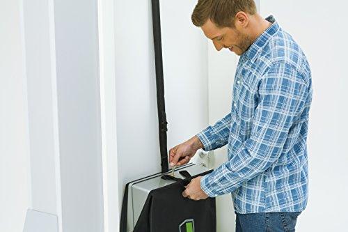 PakSafe Paketbriefkasten inkl. Versicherung, für zuhause mit Schließfunktion, Paketbox für alle Postdienste - 6