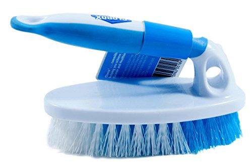 Clorox Utility Soft Grip Scrub Brush, 2-Pack