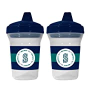 Built with your child's safety in mind, both plastic cups are BPA- and phthalate-free Officially licensed by MLB