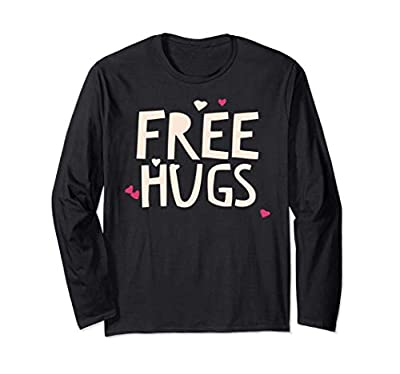 Hug not drugs, free and feel just as good. Friendship, good Vibe, touch and Hug for all. Spread positive emotions and Hug everywhere you go. Perfect gift for positive, upbeat, loving human. A hug is such an easy way to spread happiness, joy and good ...