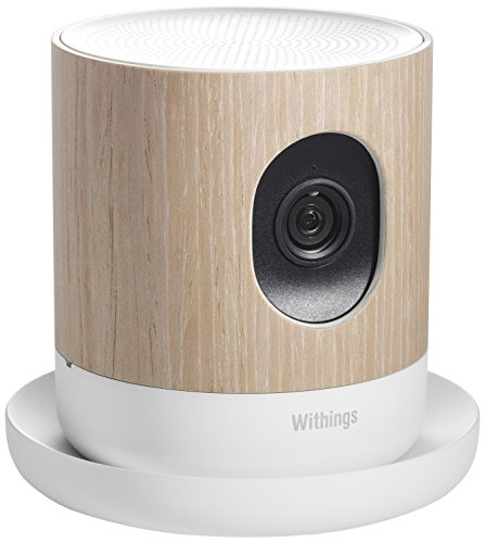 Withings Home - Wi-Fi Security Camera with Air Quality Sensors 3