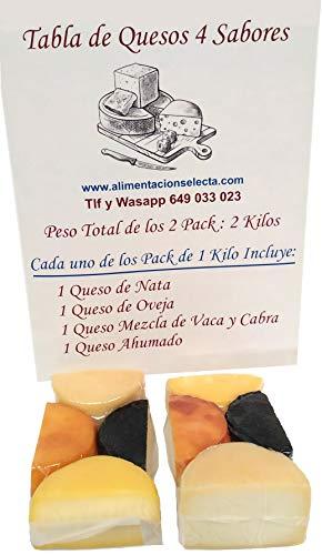Quesos Gourmet 2Kg Quesos Variados Quesos Artesanos Quesos S