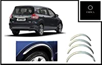 Product compatible with specified vehicle only.Refer to images and title before ordering. Complete set of stainless steel fender trims to customize your vehicle's look Made of highly polished SUPERIOR GRADE stainless steel that won't rust or corrode ...