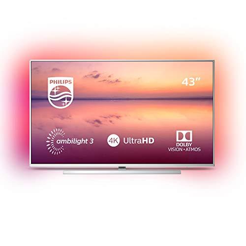 Philips 6800 series 43PUS6814/12 43' 4K UHD Smart TV, Amazon Alexa built-in, Ambilight, HDR 10+,...