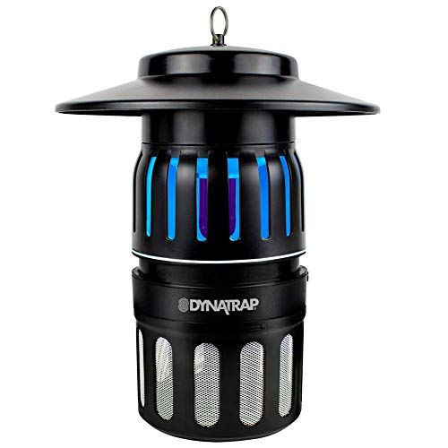 Dynatrap DT1050 Insect Half Acre Mosquito Trap, 3 lbs, black