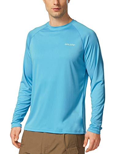 BALEAF Men's Lightweight Long Sleeve Shirt