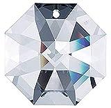 SWAROVSKI Crystal Clear Octagon 28mm Octagon Prism, Suncatcher, Chandelier Replacement