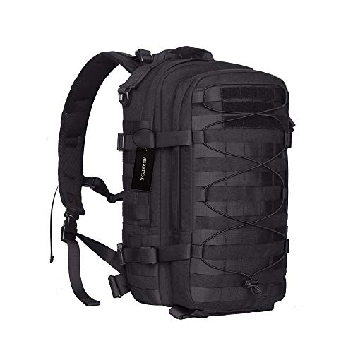 41AXsiU+5KL - The 7 Best Tactical Shoulder Military Backpacks for Serious Adventurers
