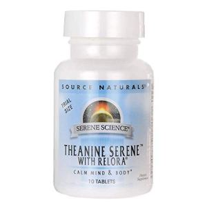 Source Naturals Theanine Serene with Relora Tablets, 10 Count 12 - My Weight Loss Today