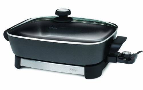 Oster Electric Skillet, 16 Inch,...