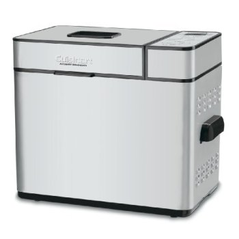 Cuisinart BMKR-200PC Fully Automatic Compact Bread Maker,...
