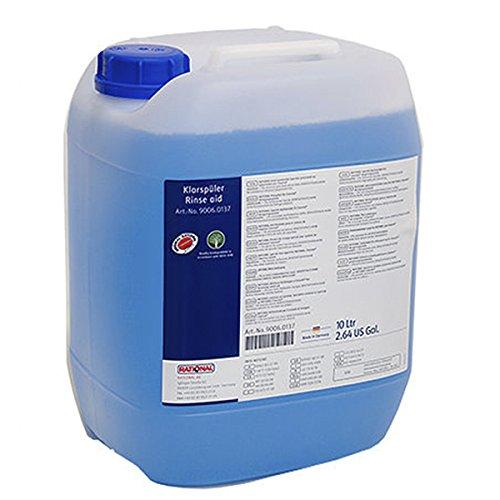 Detersivo Liquido Rational per forno cod. 9006.0137