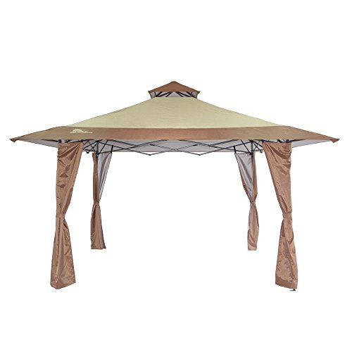 Palm Springs 13x13ft Pop Up Canopy/Tent with Wind Vent Top