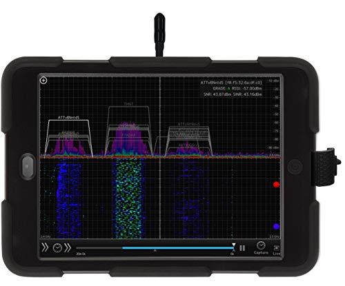 OSCIUM WiPry 2500x: Wi-Fi Spectrum Analyzer, 2.4 &...