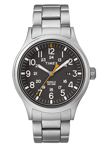Timex Herren Analog Quartz Uhr Allied