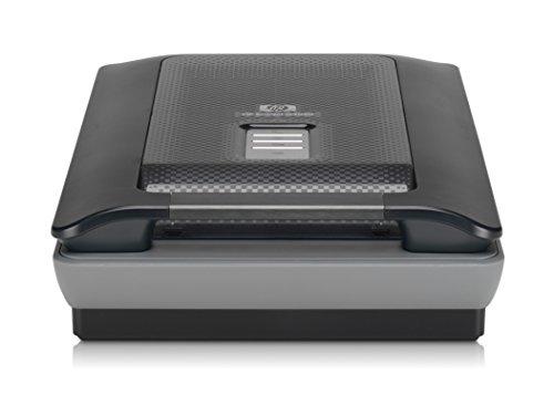 HP Scanjet G4050 Flachbett-Fotoscanner (4.800 x 9.600 dpi, USB, Integrierte Durchlichteinheit)