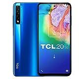 TCL 20 5G - Smartphone de 6.67' FHD+ con NXTVISION (Qualcomm 690 5G, 6GB/128GB Ampliable MicroSD,...