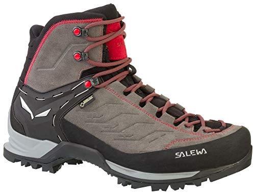 Salewa Ms Mtn Trainer Mid Gtx, Herren Trekking- & Wanderstiefel, Grau (Charcoal...