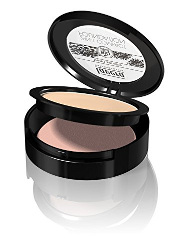 lavera 2in1 Compact Foundation Makeup ∙ Farbe Ivory Hautfarbe ∙ ideale...