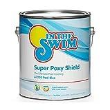 In The Swim Super Poxy Shield Epoxy-Base Swimming Pool Paint - White 1 Gallon