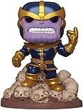 Funko Marvel Thanos Infinity Metallic 80th Anniversary 6' Pop Vinyl Figure, Multicolour