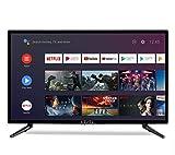 Level 32' Pouces Android 9.0 Smart TV 81cm HD LED Téléviseur (Google...