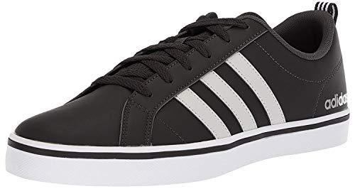 Adidas Vs Pace, Zapatillas para Hombre, Negro (Core Black/Footwear White/Scarlet 0), 42 EU
