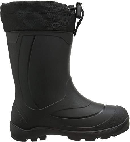 Kamik Snobuster1 Snow Boot (Toddler/Little Kid/Big Kid), Black, 6 M US Big Kid