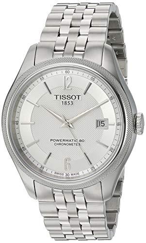 Tissot Herren-Armbanduhr 41mm Armband Edelstahl Automatik T1084081103700
